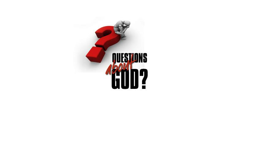 Got questions about God?