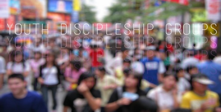 Youth Discipleship Groups