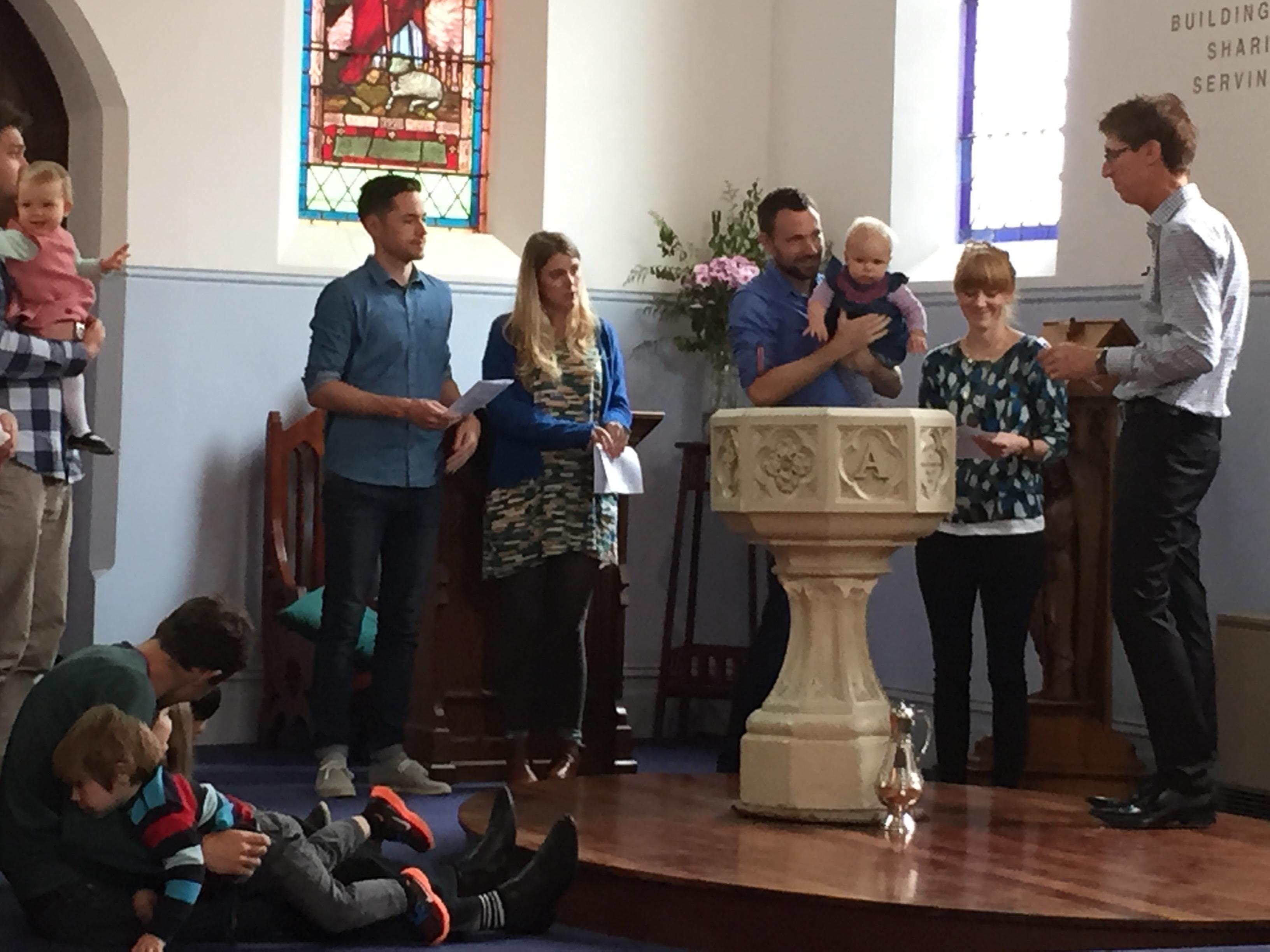 Amber Craven baptism 3