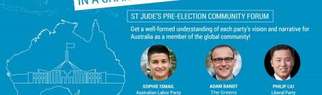 Pre-Election Forum