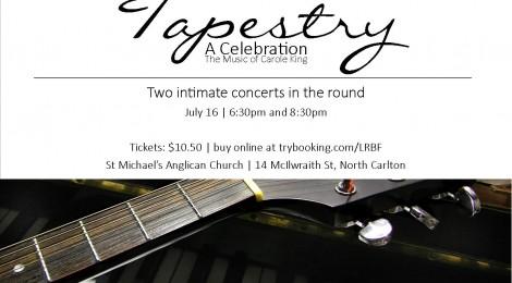 Tapestry: A Celebration