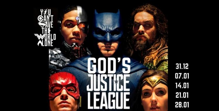 God's Justice League