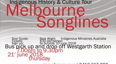 Melbourne Songlines Bus Tour