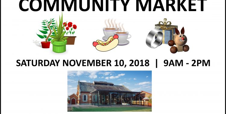 Spring Community Market