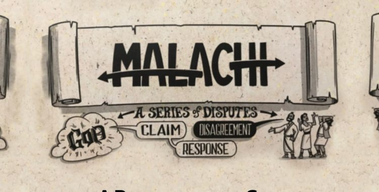 A Dialogue with God: The Book of Malachi