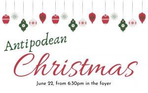 Antipodean Christmas