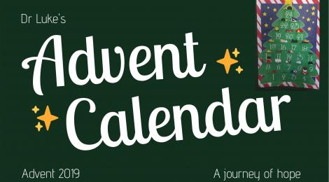 Dr Luke's Advent Calendar